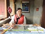 王祖玲--白沙锦绣艺术院优秀绣师